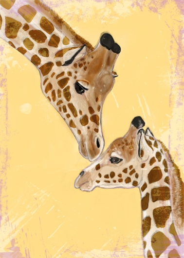 giraffe_card