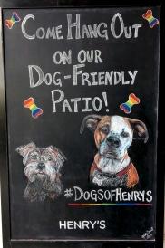 Henry's Chalkboard 2019